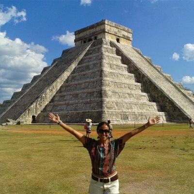 Chichén Itzá – Uma das Sete maravilhas do Mundo