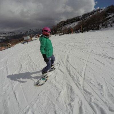 Snowboard em Nevados de Chillán