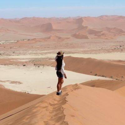 Sossusvlei – As maiores dunas do mundo