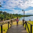 Dicas de Manaus – Museu do Seringal e Praia da Lua