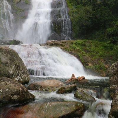 Cachoeira Grande ou Véu da Noiva – Piabetá