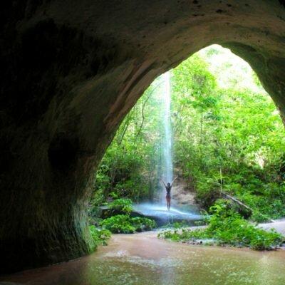 Caverna do Maroaga e Gruta da Judéia