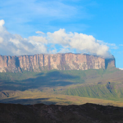 Monte Roraima – Dia 1 – Paraitepuy – Acampamento Tek