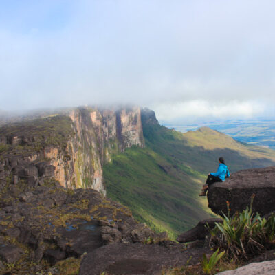 Contratar agência ou guia para o Monte Roraima?