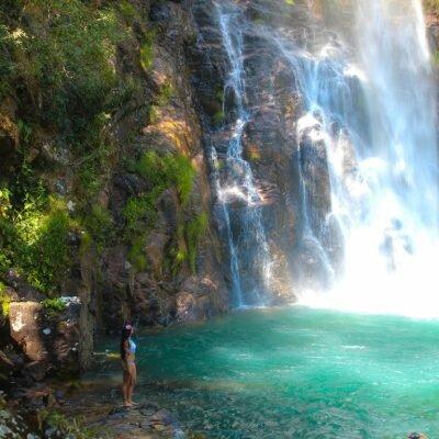 Cachoeira Serra Azul – Bom Jardim