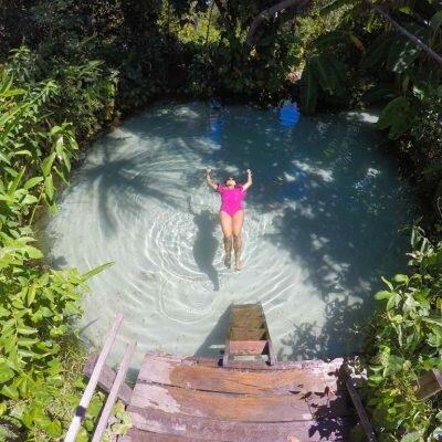 Jalapão – Dia 3 – Fervedouros e Cachoeira do Formiga