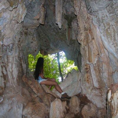 Conhecendo as cavernas de Bom Jardim – Nobres na Pousada Akaiá