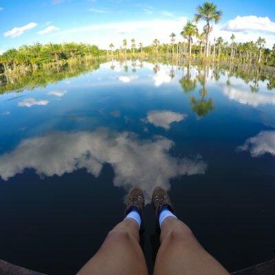 Lagoa das Araras – Bom Jardim – Nobres