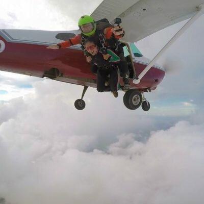 Salto de Paraquedas em Manaus