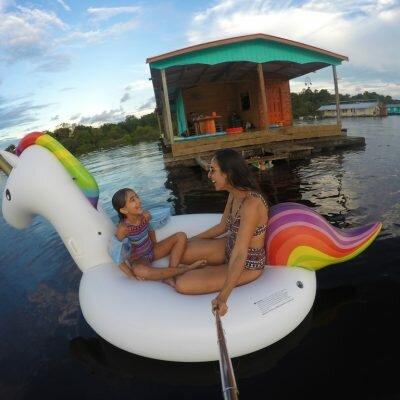 Dica de Flutuante em Manaus – Conheça o Flutu: Sua casa no rio