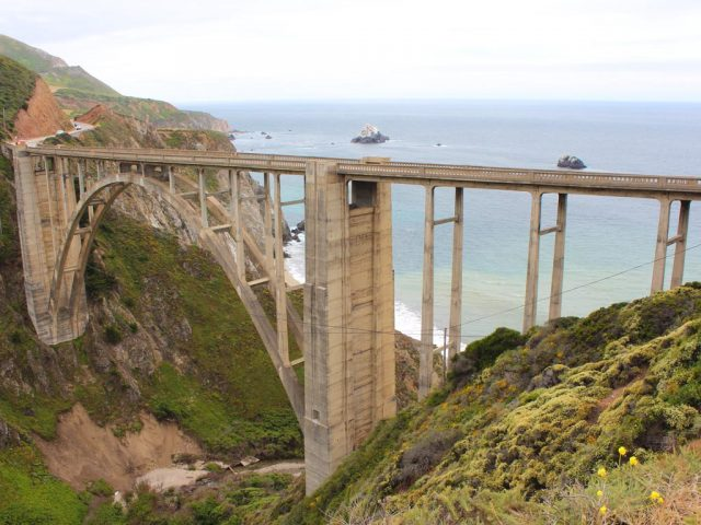 Bixby Bridge - Big Sur - Highway 1