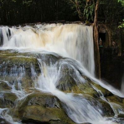 Cachoeira do Santuário – Presidente Figueiredo