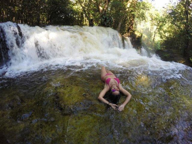Cachoeira Santuário
