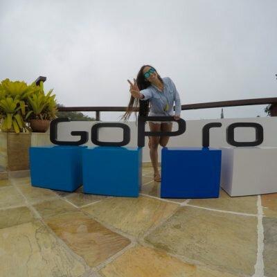 Como fazer vídeos com Gopro