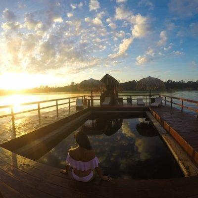 Conheça o Hotel de Selva Juma Amazon Lodge