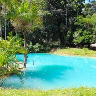 Lagoa Azul Presidente Figueiredo