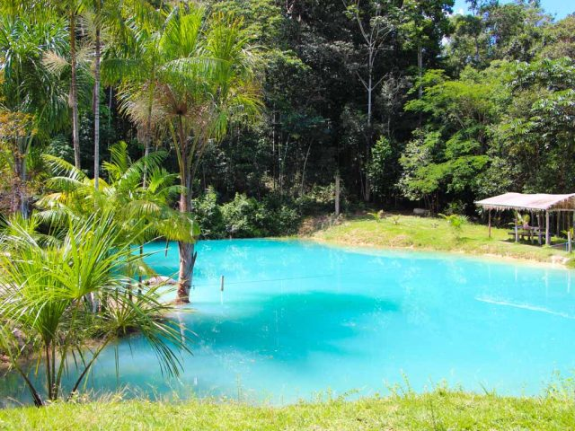 Lagoa Azul - Presidente Figueiredo