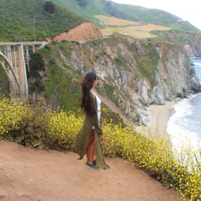 Big Sur – o trecho mais bonito da Highway 1 – California