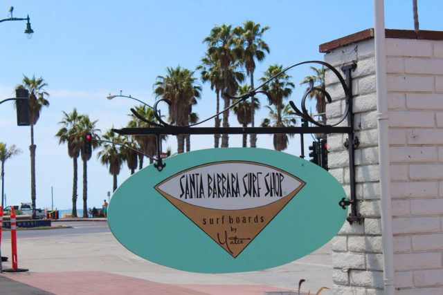 Santa Barbara Surf Shop