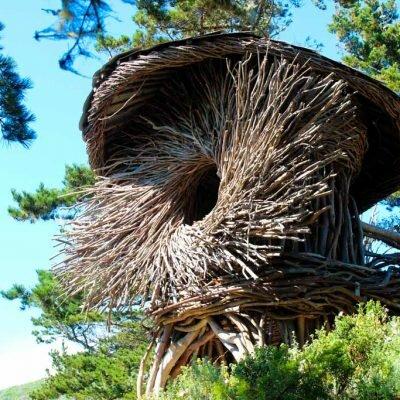 Onde se hospedar em Big Sur – Treebones Resort