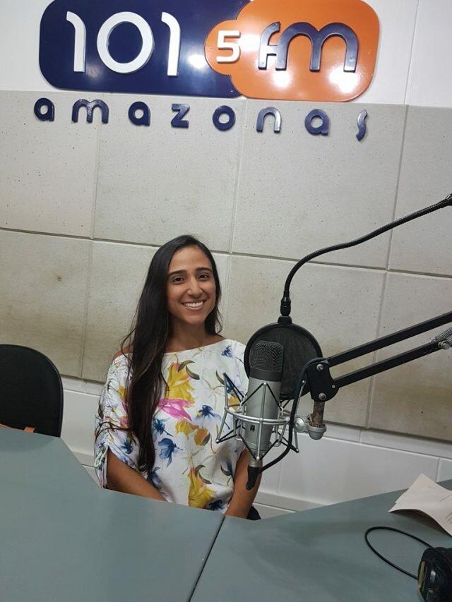 programa bora manaus rádio amazonas fm
