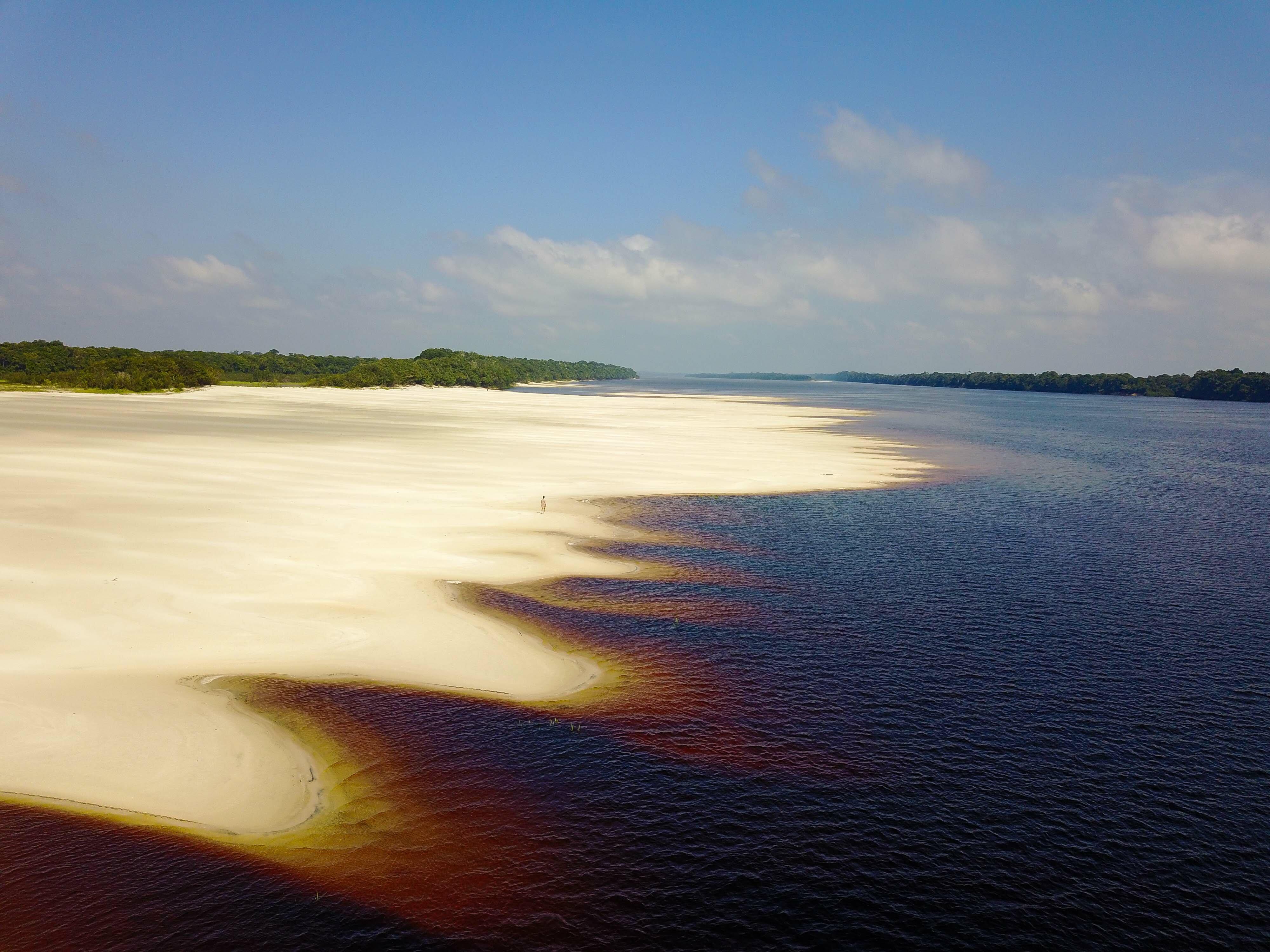 Novo Airão Amazonas fonte: www.seguindoviagem.com