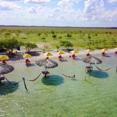 Lago do Robertinho – Roraima