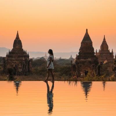 O que fazer em Bagan – a jóia do Myanmar