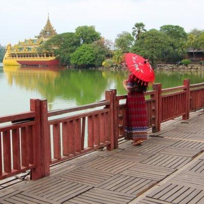 O que fazer em Yangon – Roteiro de 1 dia