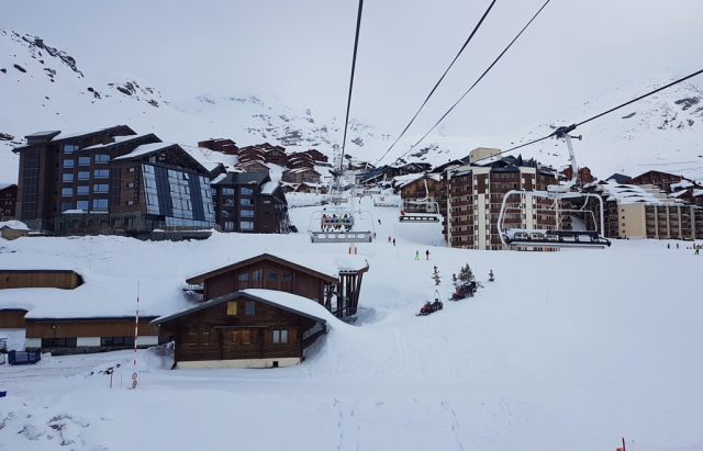 Snowboard - Club Med Val Thorens Sensations