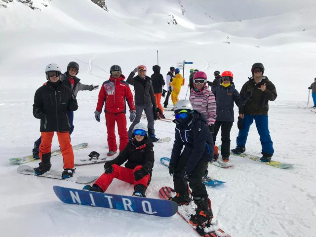 Aula de Snowboard no Club Med Val Thorens Sensations