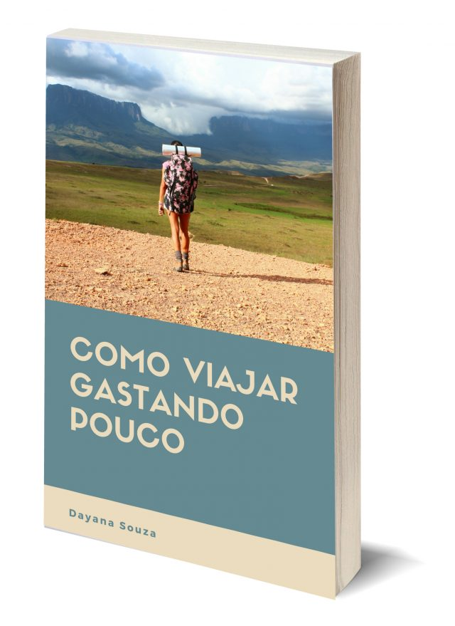 Livro Como Viajar Gastando Pouco