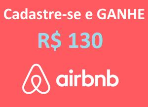 desconto de 130 reais no airbnb