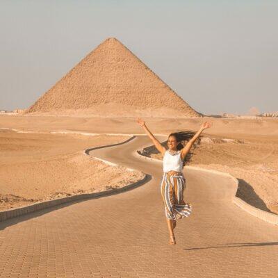 Mulher viajando sozinha pelo Egito – É perigoso?